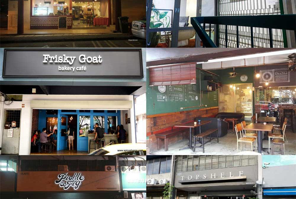 Top 10 Food Places In Taman Tun Dr Ismail