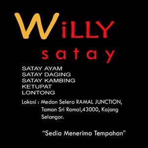Willy Satay