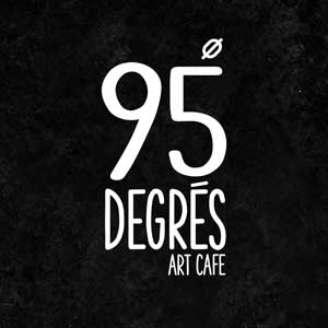 95 Degrés Art Cafe